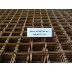 150x150x4 mm rionet - format 2150x5000 mm